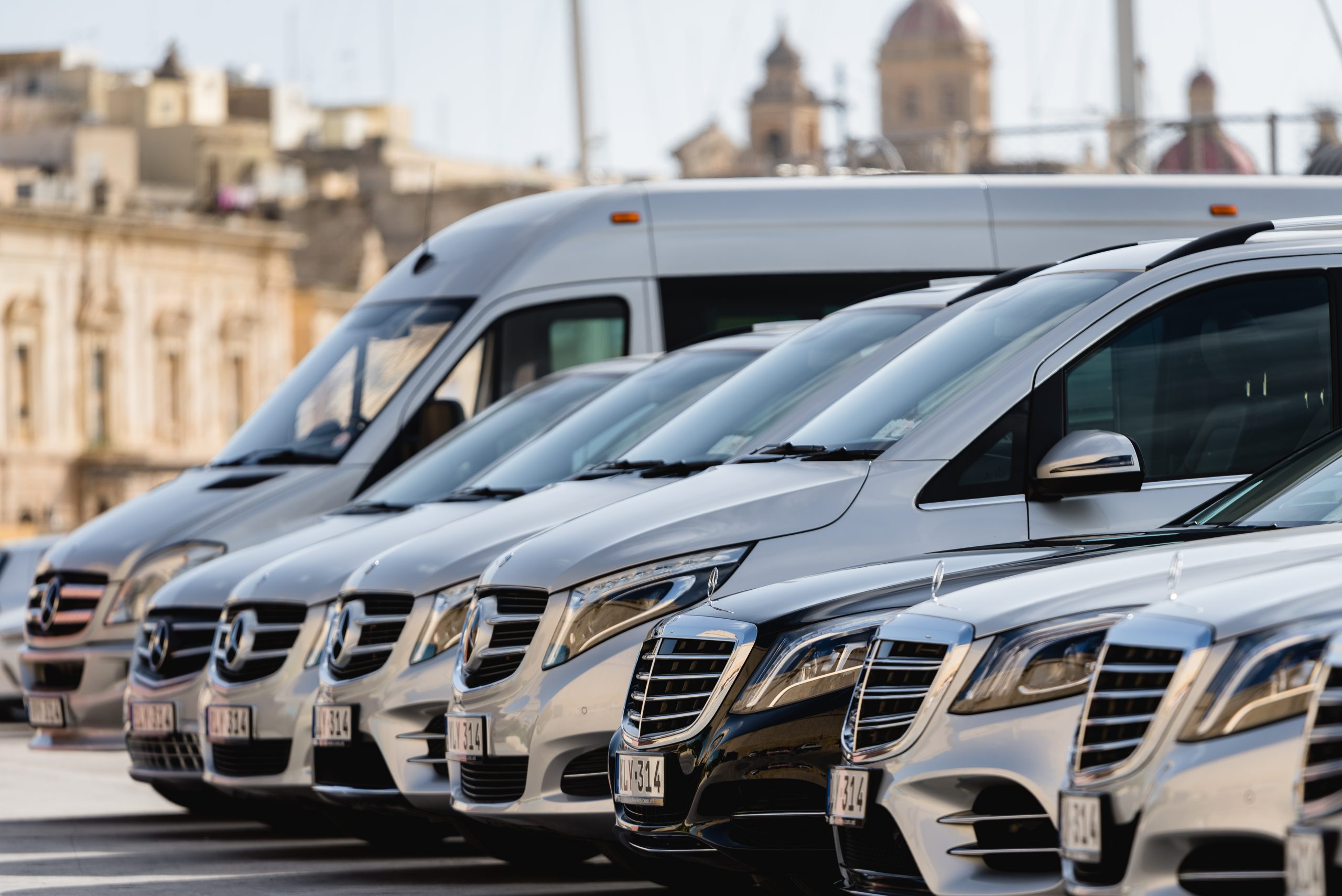 Five types of people who should book a luxury chauffeur service in Malta